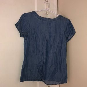Banana Republic Denim Top